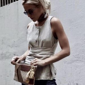 Boho clutch from Aritzia NWOT